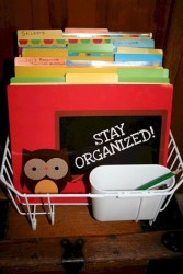 Stunning Diy Portable Office Organization Ideas35