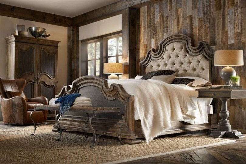 Tuscan Style Bedroom Decorative Ideas That Make Your Sleep Warm20
