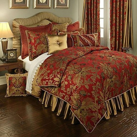 Tuscan Style Bedroom Decorative Ideas That Make Your Sleep Warm29