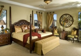 Tuscan Style Bedroom Decorative Ideas That Make Your Sleep Warm33