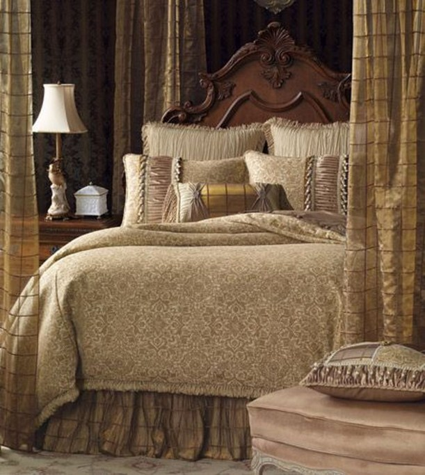 Tuscan Style Bedroom Decorative Ideas That Make Your Sleep Warm36
