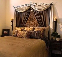 Tuscan Style Bedroom Decorative Ideas That Make Your Sleep Warm39