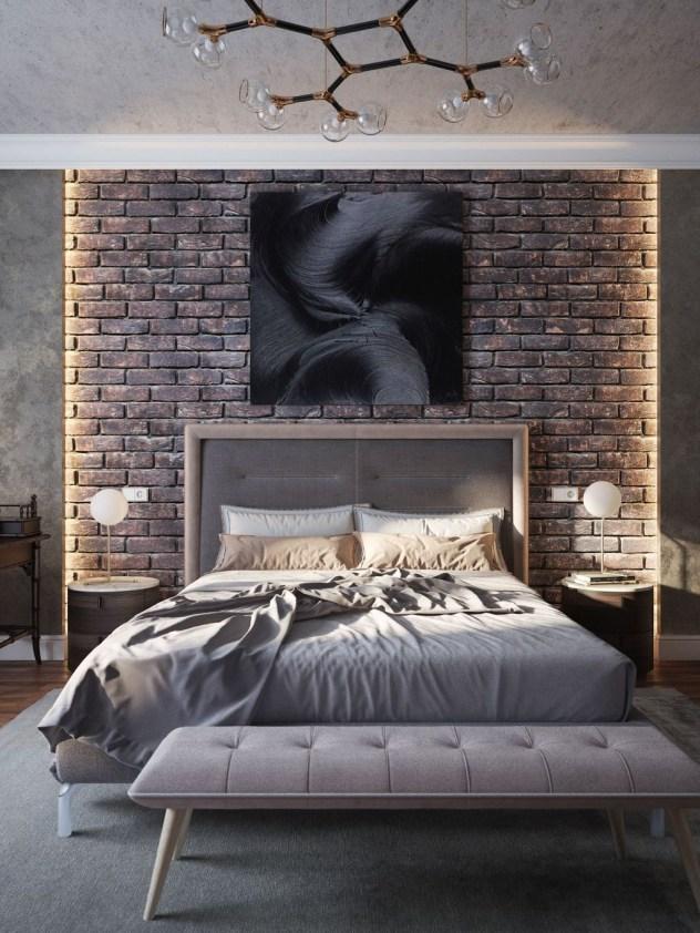 Unique Bedroom Lamp Decorations Ideas19