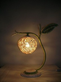 Unique Bedroom Lamp Decorations Ideas29