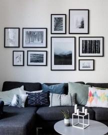 Unique Wall Decor Design Ideas For Living Room05