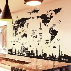 Unique Wall Decor Design Ideas For Living Room25