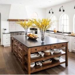 Amazing Modern Farmhouse Kitchen Decoration02