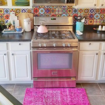 Awesome Bohemian Kitchen Design Ideas For Comfortable Cooking37