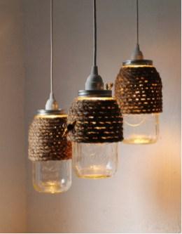 Awesome Diy Mason Jar Lights To Make Your Home Look Beautiful28