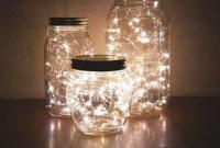Awesome Diy Mason Jar Lights To Make Your Home Look Beautiful34