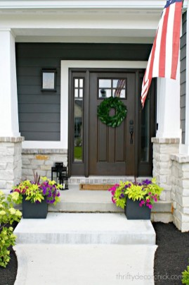 Awesome Home Front Exterior You Have Must See25