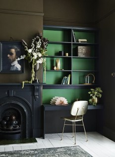 Awesome Wall Paint Color Combination Design Ideas For The Beauty Of Your Home Interior02