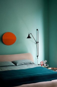 Awesome Wall Paint Color Combination Design Ideas For The Beauty Of Your Home Interior20