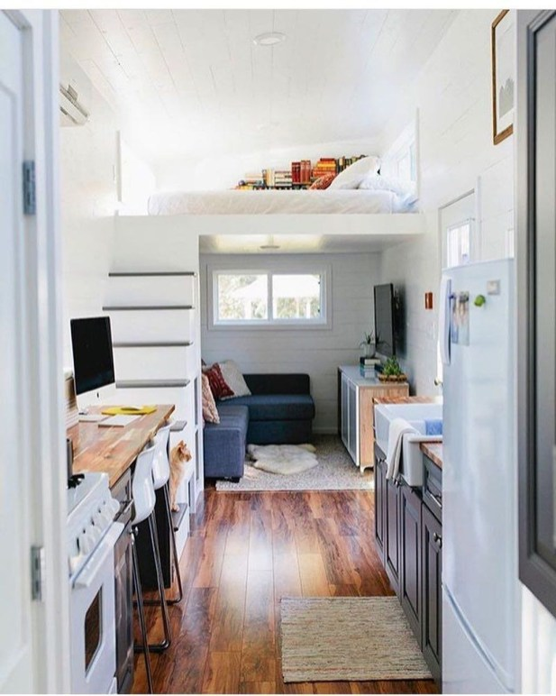Beautiful And Creative Tiny Houses That Maximize Function Your Home10