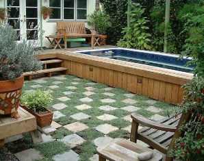Comfortable Backyard Decoration Ideas For Your Summer03