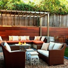 Comfortable Backyard Decoration Ideas For Your Summer05