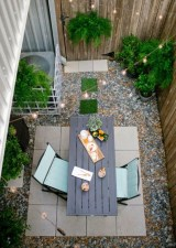 Comfortable Backyard Decoration Ideas For Your Summer11