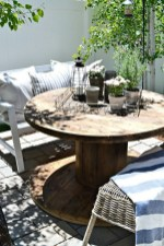 Comfortable Backyard Decoration Ideas For Your Summer12