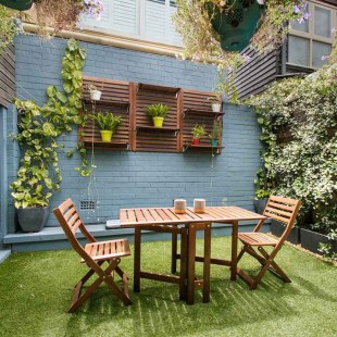 Comfortable Backyard Decoration Ideas For Your Summer20