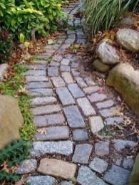 Creative Diy Garden Walkways Ideas For Stunning Home Yard28