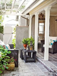 Creative Ideas To Decorate Your Outdoor Room03