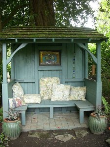 Creative Ideas To Decorate Your Outdoor Room39