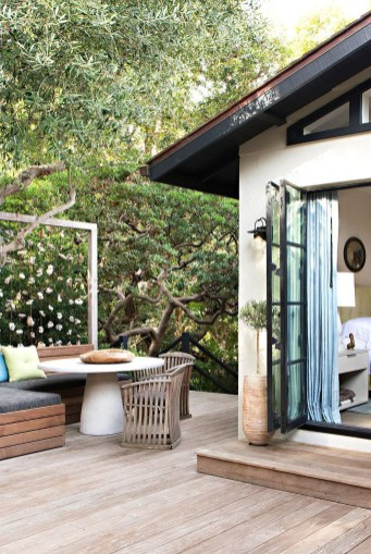 Creative Ideas To Decorate Your Outdoor Room42