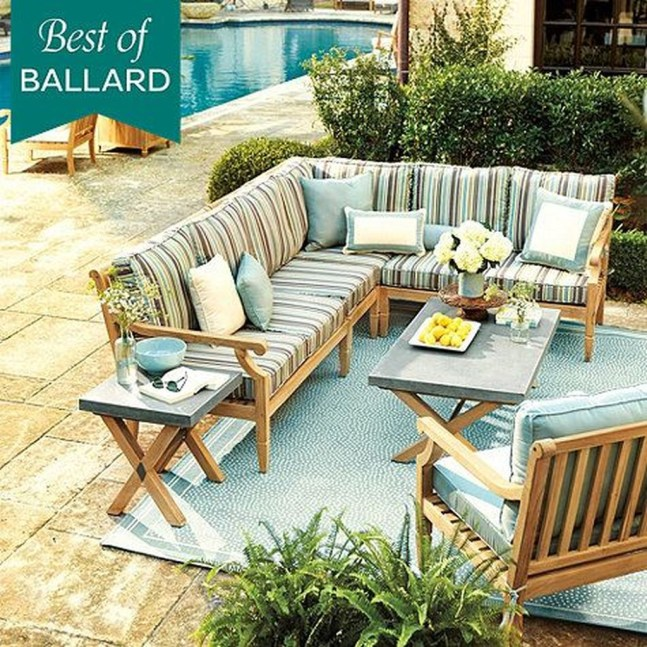 Creative Ideas To Decorate Your Outdoor Room47