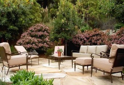 Creative Ideas To Decorate Your Outdoor Room49
