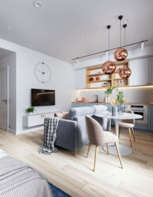 Decorating Ideas For Diy Small Apartments With Low Budget In35