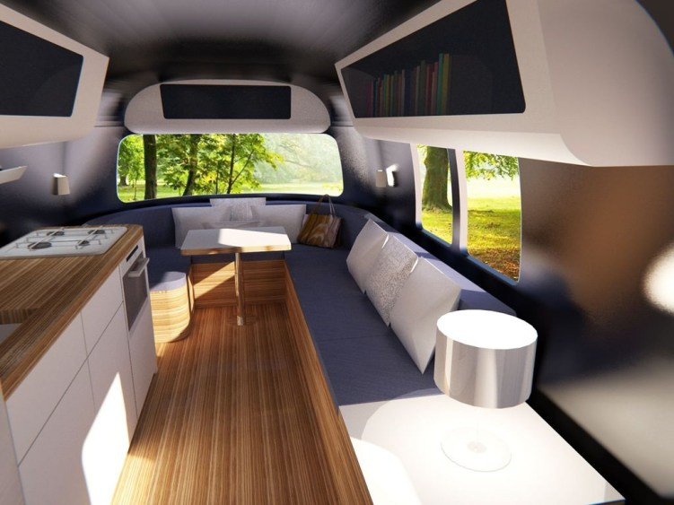 Enchanting Airstream Rv Design And Decoration Ideas For Your Travel Comfort01