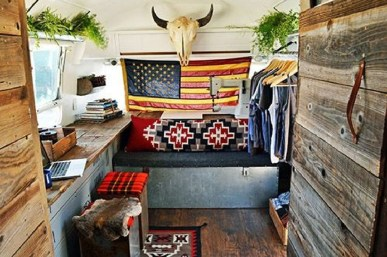 Enchanting Airstream Rv Design And Decoration Ideas For Your Travel Comfort20