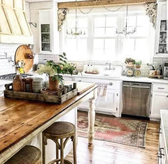 Extraordinary County Rustic Kitchen Ideas For Inspiration10