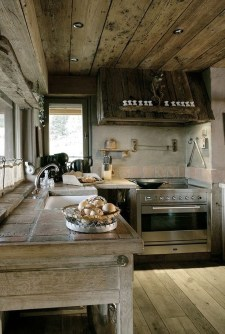 Extraordinary County Rustic Kitchen Ideas For Inspiration12