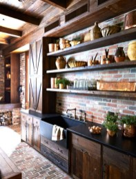 Extraordinary County Rustic Kitchen Ideas For Inspiration15