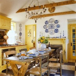 Extraordinary County Rustic Kitchen Ideas For Inspiration22