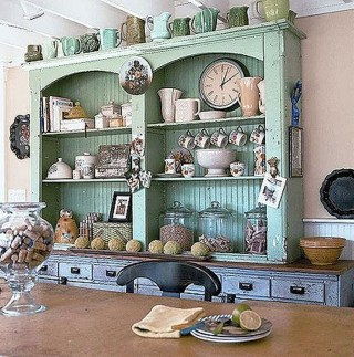 Extraordinary County Rustic Kitchen Ideas For Inspiration29