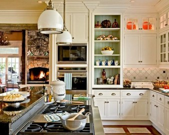 Extraordinary County Rustic Kitchen Ideas For Inspiration31