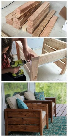 Fabulous Diy Outdoor Bench Ideas For Your Home Garden09