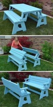 Fabulous Diy Outdoor Bench Ideas For Your Home Garden14