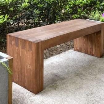 Fabulous Diy Outdoor Bench Ideas For Your Home Garden16