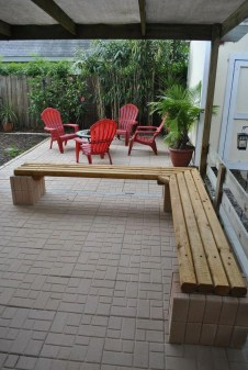 Fabulous Diy Outdoor Bench Ideas For Your Home Garden18
