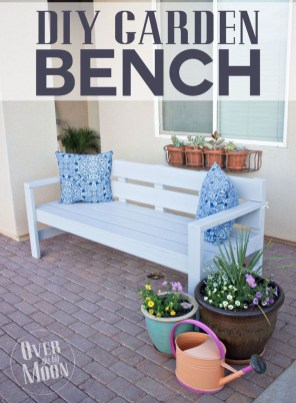 Fabulous Diy Outdoor Bench Ideas For Your Home Garden24