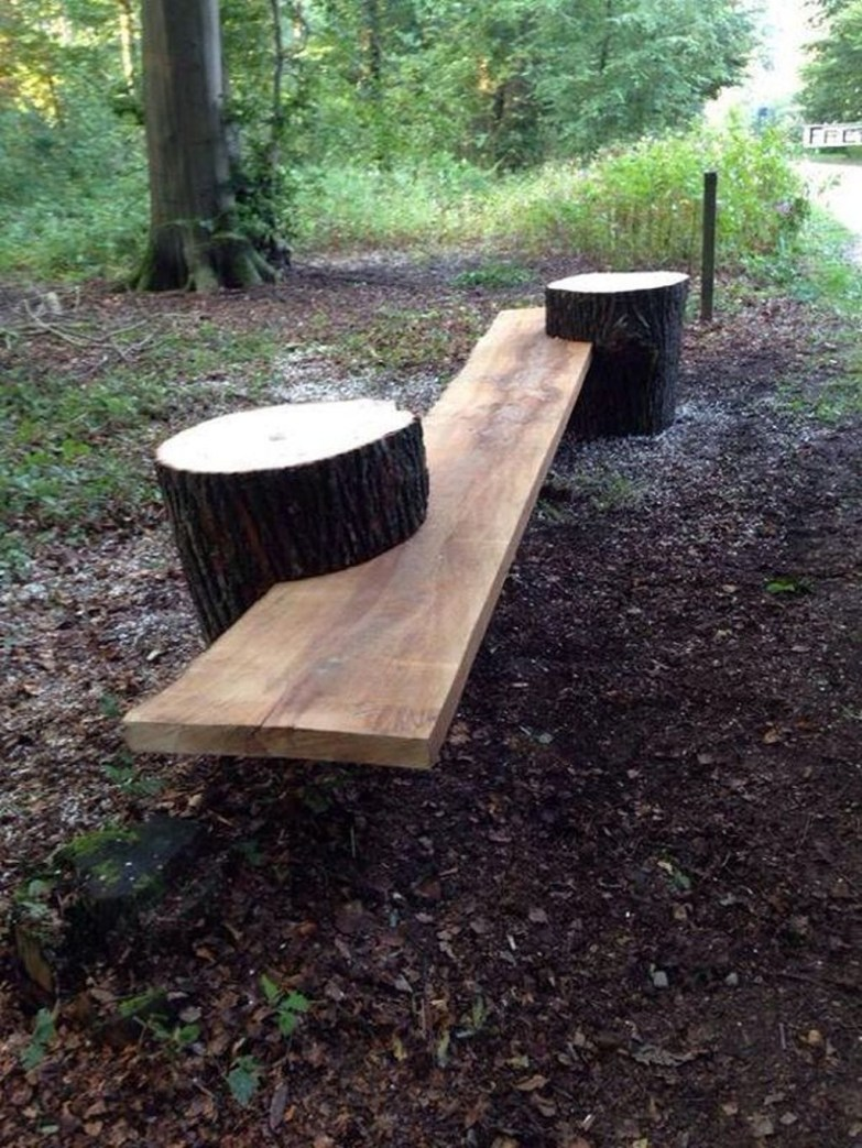 Fabulous Diy Outdoor Bench Ideas For Your Home Garden28
