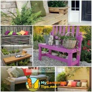 Fabulous Diy Outdoor Bench Ideas For Your Home Garden33