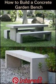 Fabulous Diy Outdoor Bench Ideas For Your Home Garden43