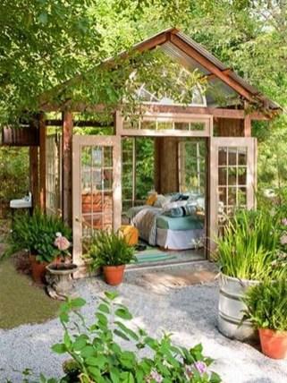 Impressive Gazebo Design Inspiration For Minimalist Garden25