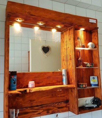 Impressive Wooden Palette Design Ideas You Must Try12