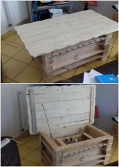 Impressive Wooden Palette Design Ideas You Must Try35