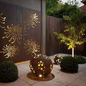 Incredible Decoration Ideas For Comfort Outdoor Your Home12